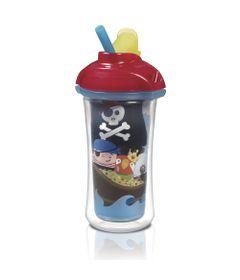 Copo-Termico-com-Canudo---266-ml---Sippy-Azul---Pirata---Munchkin