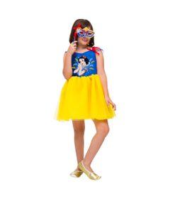 Fantasia-Infantil---Princesas-Disney---Branca-de-Neve-Mascarade---Rubies---P