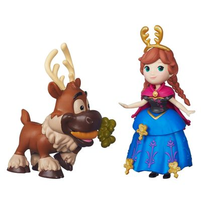 Mini-Boneca---Disney-Frozen---Anna-e-Sven---Hasbro