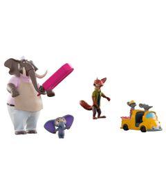 Pack-com-5-Personagens-e-Acessorios---Disney-Zootopia---Operacao-Flor-Vermelha---Sunny