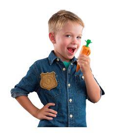 Acessorios-de-Policia---Disney-Zootopia---Distintivo-e-Gravador-Cenoura-da-Policial-Judy---Sunny