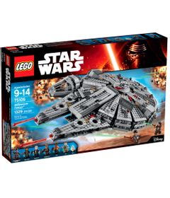 75105---LEGO-Star-Wars---Episodio-VII---O-Despertar-da-Forca---Millennium-Falcon