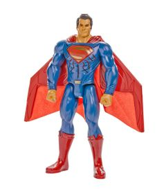 Figura-Articulada-com-Mecanismos---DC-Heroes---Batman-Vs-Superman---A-Origem-da-Justica---Superman-com-Luzes-30cm---Mattel