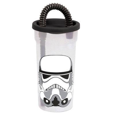 Copo-Grande-com-Canudo---Personagens-Disney-Star-Wars---Stormtrooper---BabyGo