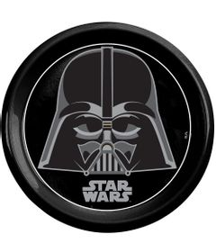 Prato-Plastico-Decorado---Personagens-Disney-Star-Wars---Darth-Vader---BabyGo