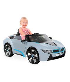 Mini-Veiculo-Eletrico-com-Controle-Remoto---BMW-Spider-Prata---12V---Bandeirante