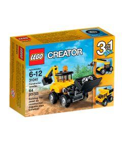 31041---LEGO-Creator---3-em-1---Veiculos-de-Construcao