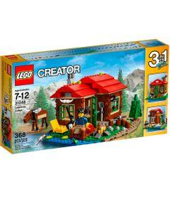 31048---LEGO-Creator---3-em-1---Casas-do-Lago
