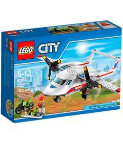 60116---LEGO-City---Aviao-Ambulancia