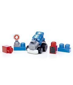 Mega-Bloks---First-Builders---Veiculos-de-Corrida---Speed-Sam---Mattel