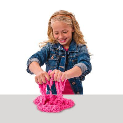 Areia-para-Modelar---Massareia-Colorida---Kinectic-Sand---Pink---Sunny