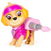 Mini-Figura-com-Mecanismo---Patrulha-Canina---Serie-Herois-Karate---Skye---Sunny