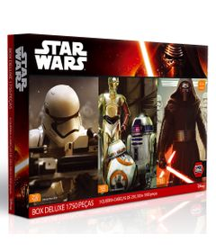 Quebra-Cabeca---Box-Deluxe---Disney-Star-Wars---Episodio-VII---1750-Pecas---Toyster