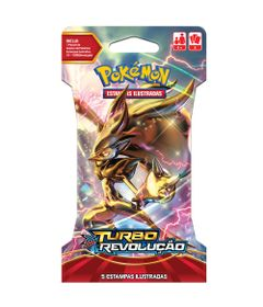 Deck-Pokemon---Blister-Unitario---Pokemon-XY8---Turbo-Revelacao---Deck-Sortido---Copag