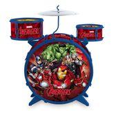 Bateria-Infantil---Marvel---Avengers---Toyng