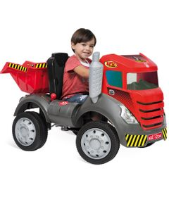 Mini-Caminhao-Eletrico----Brutus-com-Controle-Remoto-12V---Bandeirante