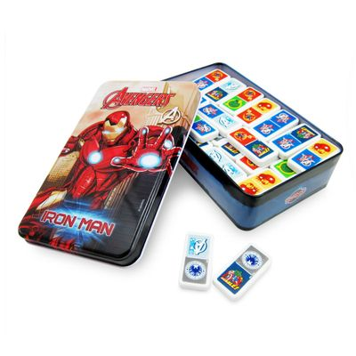 Jogo-Domino---Marvel---Avengers---Iron-Man---Toyng