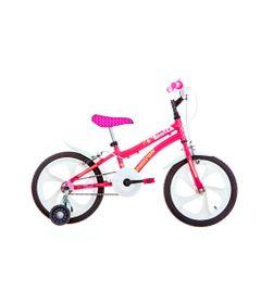 Bicicleta-Aro-16---Tina---Rosa---Houston