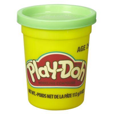 Massa-de-Modelar---Play-Doh---Potes-Individuais-110-grs---Verde---Hasbro