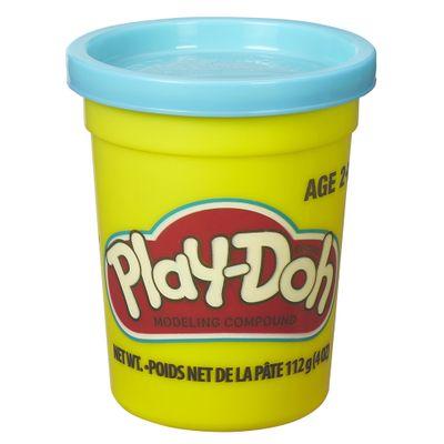 Massa-de-Modelar---Play-Doh---Potes-Individuais-110-grs---Azul-Claro---Hasbro