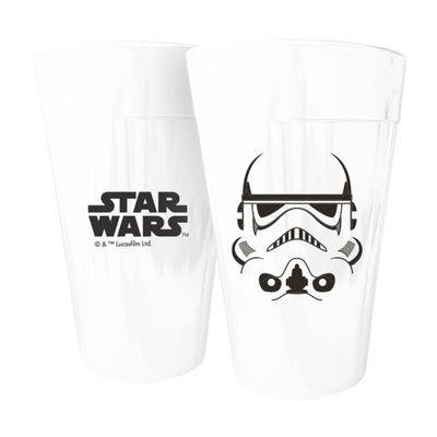 Copo-Americano---450-ml---Stormtrooper---Star-Wars---Disney---Nadir-Figueiredo