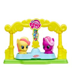 Playset-com-Figuras---Playskool-Friends---My-Little-Pony---Amigas-no-Carrossel---Hasbro