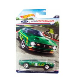 Veiculos-Hot-Wheels---Serie-Classicos-Ford-Mustang-Racing---71-Mustang-Mach-1---Mattel