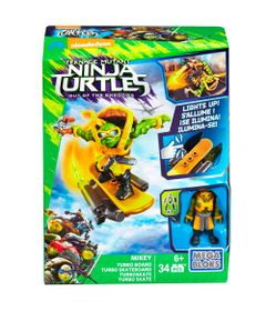 Mega-Bloks---Tartarugas-Ninja---Out-Of-Shadows---Mikey---Turbo-Skate---Mattel