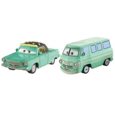 Veiculos-Hot-Wheels---Disney-Cars-2---Pack-com-2-Veiculos---Rusty-Rust-Eze-e-Dusty-Rust-Eze---Mattel