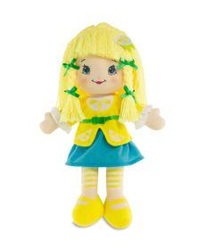 Boneca-Moranguinho-de-Pano---Gotinha-de-Limao---DTC