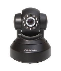 Baba-Eletronica-IP---FI9816P-Preta---Camera-1.0-MP-HD-e-Tecnologia-Plug---Play---Foscam