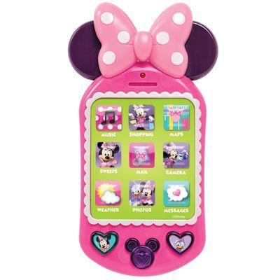 Celular-Infantil---Disney---Minnie-Mouse---New-Toys
