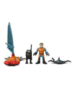 Imaginext-Oceano---Veleiro---Mattel