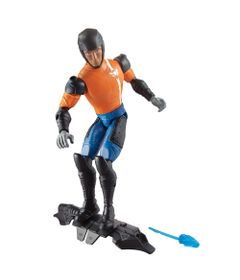 Boneco-Max-Steel---Max-Skate-Lancador---Mattel
