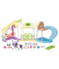 Playset-Littlest-Pet-Shop---Retiro-para-Pets---Hasbro