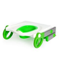 Troninho-com-Adaptador-para-Vaso-Sanitario---Toily---Verde-e-Branco---Tinok