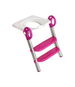 Troninho-com-Adaptador-para-Vaso-Sanitario---Toily---Rosa-e-Branco---Tinok