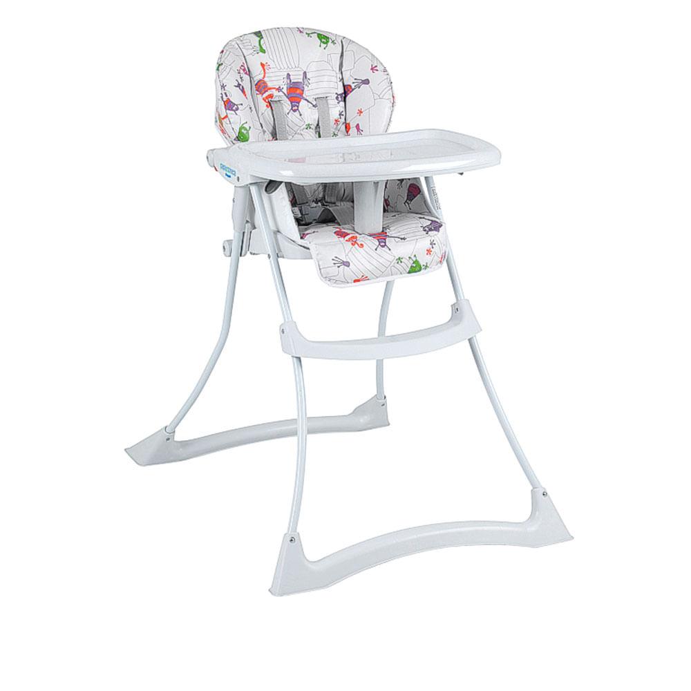 Cadeira de Alimentação - Papa Soneca - Monstrinhos - Burigotto
