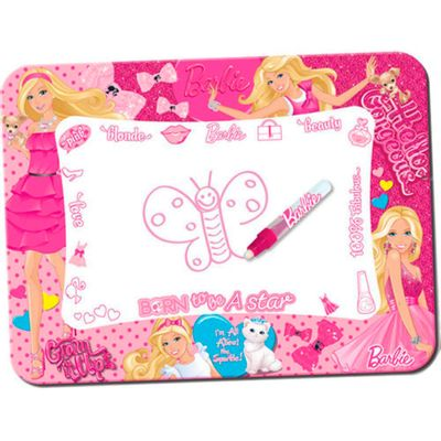 Tapete-Magico---Barbie---Fun