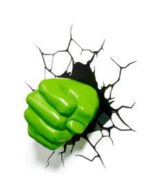 Luminaria-de-Parede---3D---Disney---Marvel---Avengers---Punho-do-Hulk---Beek-Geeks