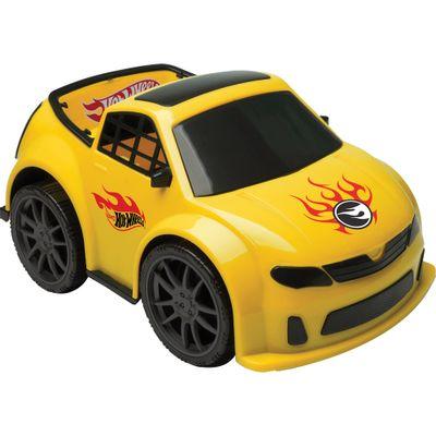 100120089_Carrinho-de-Friccao-Hot-Wheels---Wind-Faster---Amarelo---Candide