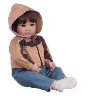 Boneca-Laura-Doll---Explorer-Boy---Shiny-Toys