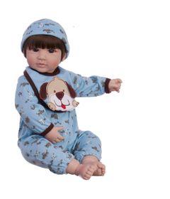 Boneca-Laura-Doll---Blue-Petzz---Shiny-Toys