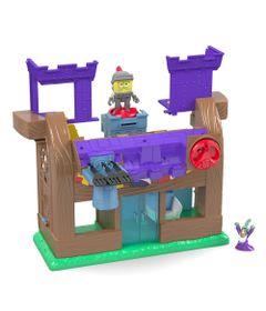 Playset-Castelo-Siri-Cascudo-Bob-Esponja---Imaginext---Mattel