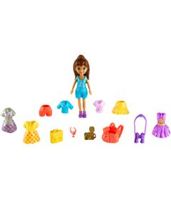 Kit-Polly-Pocket---Amigas-Super-Fashion---Mattel