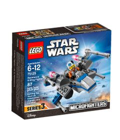 75125---LEGO-Star-Wars---Disney---Microfighters---X-Wing-da-Resistencia
