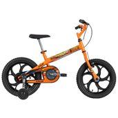 Bicicleta-ARO-16---Power-Rex---Laranja---Caloi