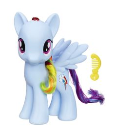 Figura-My-Little-Pony---Rainbon-Dash---Hasbro