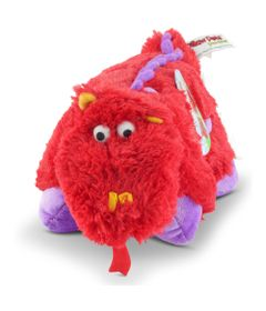 Travesseiro-Pelucia---Pillow-Pets---Dragao-Vermelho---DTC