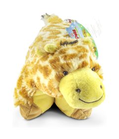 Travesseiro-Pelucia---Pillow-Pets---Girafa---DTC